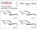 2018 de Modieuze Vierkante Glazen van Eyewear van de Vorm met helft-Rand