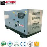 Weifang moteur 4 cylindres refroidis par eau 50kw 65KVA Diesel Generator Prix