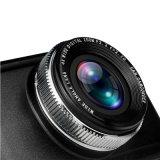 3 인치 야간 시계 큰 카메라 렌즈 FHD 1080P 대시 사진기 DVR 기록병