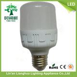 10W UM60 PBT com alumínio T lâmpada LED