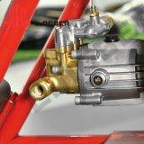 vergasermotor-elektrische Wasserstrahlauto-Unterlegscheibe-Reinigungsmittel-Wäsche-Maschine des Benzin-5.5HP Hochdruck