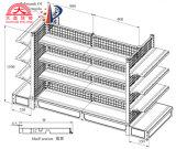 Modieuze Kleinhandels het Winkelen van de Supermarkt van de Stijl Plank met de Certificatie van Ce
