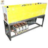 Les barres en acier moyenne fréquence électrique four de chauffage par induction pour le traitement thermique
