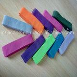 O algodão orgânico coloridos de venda quente esticar a correia de ioga /Banda ioga