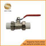 Messingverteilerleitungen/Wasser-Ablenker, Messingkühler-Ventil für Fußboden-Heizsystem