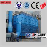 Collettore di polveri industriale del sacchetto per la pianta del cemento