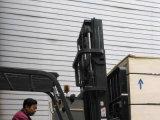 追跡された小さく空気のないショットブラストのクリーニング機械