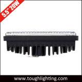 10-30V DC自動LEDライト5.5インチ20Wの長方形のクリー族LED作業ランプ