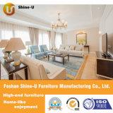 Tecla de Tecido confortável sofá Quarto Suite Hotel