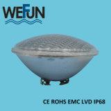 LED 수중 수영장을%s 유리제 방수 AC12V PAR56 LED 수영풀 빛