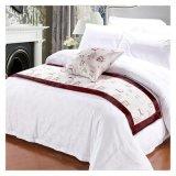高品質のセットされる快適な100%年の綿のホテルのシーツの寝具(JRD812)