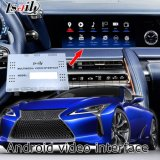 De androïde AutoGPS van de Interface Doos van de Navigatie voor Toyota 2014-2018 LC200