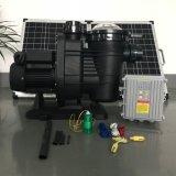 900W 1HP BLDC Бассейн солнечной системы насоса для распространения, Anti-Chlorine