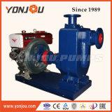 Zw moteur Diesel Pompe centrifuge horizontale des eaux usées