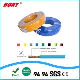 UL1013 espessura uniforme de cor de fio de cobre com isolamento de PVC
