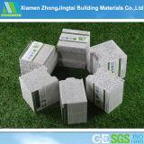 Panneau de paroi externe de la structure/EPS panneau sandwich pour maisons préfabriquées