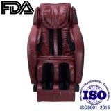 Diseño ergonómico de estilo lujo rojo vino sillón de masaje