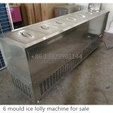 De automatische Machine van de Ijslolly/de Machine van de Staaf van de Stok van het Roomijs