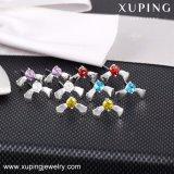 Lujo Xuping Jade joyas colgantes de cristal pendientes (29910)