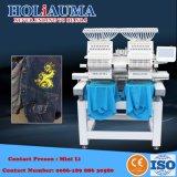 Twee Hoofden 15 Prijzen van de Machine van het Borduurwerk van Kleuren voor de Commerciële Machine van het Borduurwerk