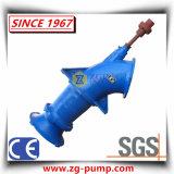Pompa di flusso assiale verticale, pompa del gomito, pompa di elica per acqua di mare