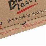 De fabriek paste de Gelamineerde GolfDoos van de Pizza aan