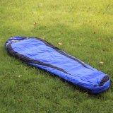 熱いUltralight単一のエンベロプの屋外のキャンプの寝袋