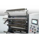 摩擦シャフトが付いているジャンボ銅の印刷紙ロールスリッター