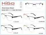 Glazen van het Oog van de Frames van de Glazen van het Voorschrift van Eyewear de Roestvrije Optische Buitensporige