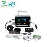Yspm400V Geduldige Monitor van de Dierenarts van het Ziekenhuis de Dierlijke Goedkope Draagbare