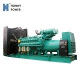 De Macht van Honny Diesel van 2 mw Generator