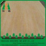Kiefer-Furnier-Blatthölzernes Furnierholz/Handelsfurnierholz verwendetes Bauholz-Holz