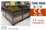 熱い販売のスーパーマーケットの昇進の陳列台
