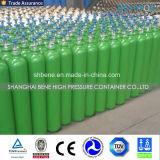 De medische Cilinder van de Zuurstof van de Apparatuur van het Gas Kleine Naadloze