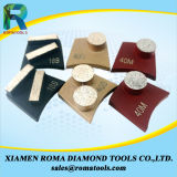 Ботинки диаманта Romatools меля для мраморный пола