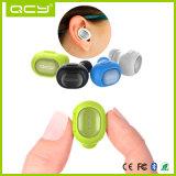 Fone de ouvido Bluetooth à prova d'água que funciona OEM Earpiece Wireless Mono Earphone