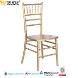 Bois empilable UK Limewash Chiavari Chair pour mariage