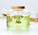 Het eerste Theestel van de Pot van de Thee van het Glas van de Kwaliteit met Filter