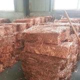 Alambre de cobre Millberry, chatarra de alambre de cobre 99.99%