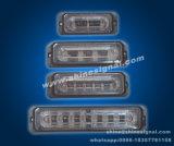 S75 LED Markierungs-Gitter-Anwendenselbstendstück-seitlicher Kopf-Licht