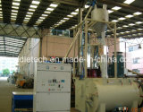 (Hoher Standard) Plastik-Belüftung-Puder-vertikaler/abkühlender Hochgeschwindigkeitsmischer