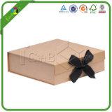 広州のペーパー包装の製造者の磁気閉鎖のギフト用の箱クラフト
