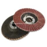 Dischi di smeriglitatura della falda dei dischi del Brown per la molatura del metallo