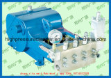 Macchina di lavaggio industriale ad alta pressione di pulizia del tubo del condensatore dell'artificiere
