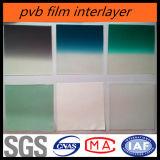 De Film van de Band PVB van de kleur voor het AutomobielGebruik van het Windscherm met Ce- Certificaat