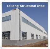 Casa estrutural de aço pré-fabricada da construção