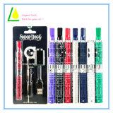 E-Zigaretten-trockenes Kraut-keramischer Ring-Wachs-Zerstäuber-Schnüffler Dogg Vaporizer
