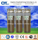 Cryogenic LNG Liquid Oxygen Nitrogen Argon Dewar Cylinder産業およびMedical