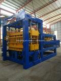 Bloco de bloqueio hidráulico do tijolo Qt12-15 que faz a máquina na venda