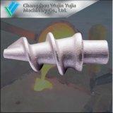 Pezzo fuso di sabbia di lucidatura personalizzato di trattamento di superficie di precisione per i pezzi meccanici